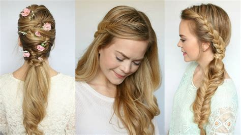 3 Spring Hairstyles