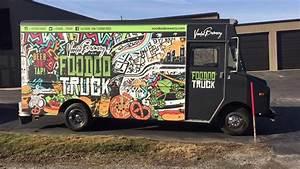 Voodoo Brewery Food Truck Wrap - YouTube