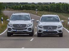 Mercedes versus Mercedes GLC or GLE, which is the best