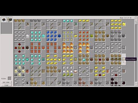 bureau minecraft minecraft mods 1 crafting guide 1 2 5