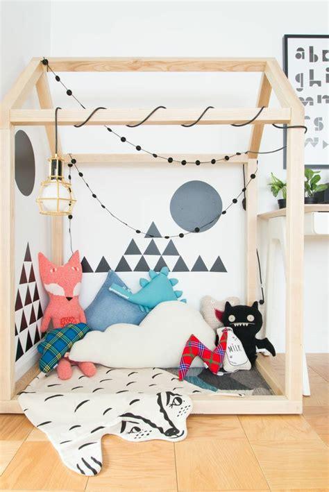 Kinderzimmer Einfach Gestalten by Kuschelecke Kinderzimmer Selber Bauen Lcshoots Me