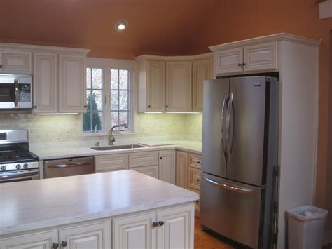 kitchen finished jsi wheaton cabinets home improvement blog