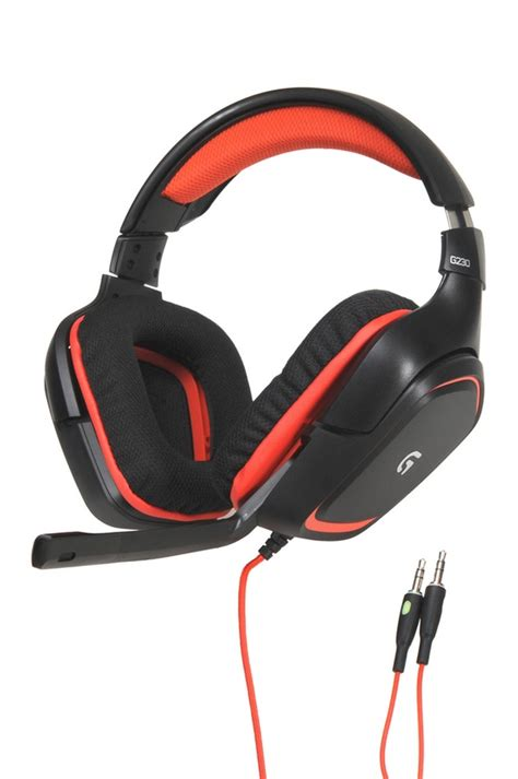 qualité cuisine darty casque micro gamer logitech g230 1384309 darty
