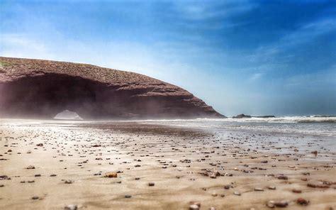 Legzira Beach Morocco World Beach Guide