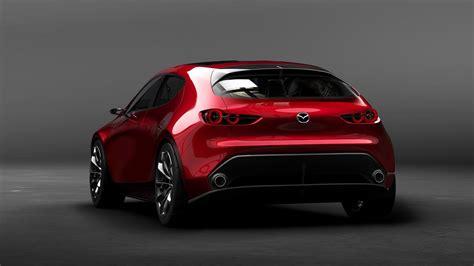 Mazda Kai Concept Is The Sexy Mazda3 Preview We Were