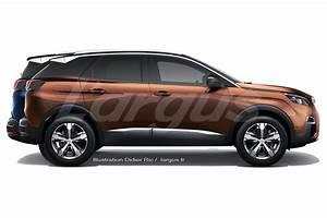 Peugeot 5008 7 Places Occasion Belgique : nouveau peugeot 5008 2017 plus qu 39 un 3008 7 places photo 3 l 39 argus ~ Gottalentnigeria.com Avis de Voitures