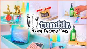 DIY Tumblr Room Decor for Teens Cheap! - YouTube