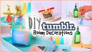 DIY Tumblr Room Decor for Teens | Cheap! - YouTube