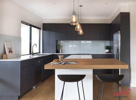 kitchen lighting perth renovations perth grey vinyl wrap doors 2197