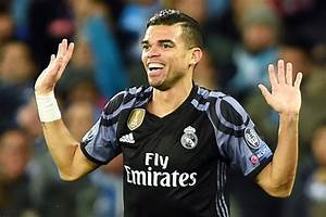 Real Madrid news: Pepe set to leave in summer - David ...  Real