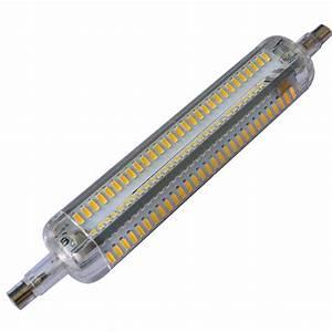 Ampoule Led R7s 50w : ampoule led r7s slim smd 3014 clairage blanc chaud ~ Edinachiropracticcenter.com Idées de Décoration