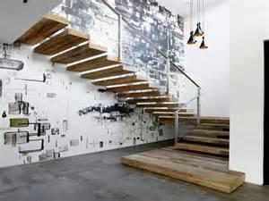 Deco Pour Montee D Escalier by Cage D Escalier 20 Id 233 Es D 233 Co Pour Un Bel Escalier
