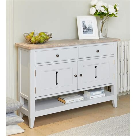 sideboards signature grey small sideboard console table