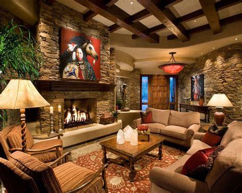 35 Best Western Interior Design Style Images On Pinterest