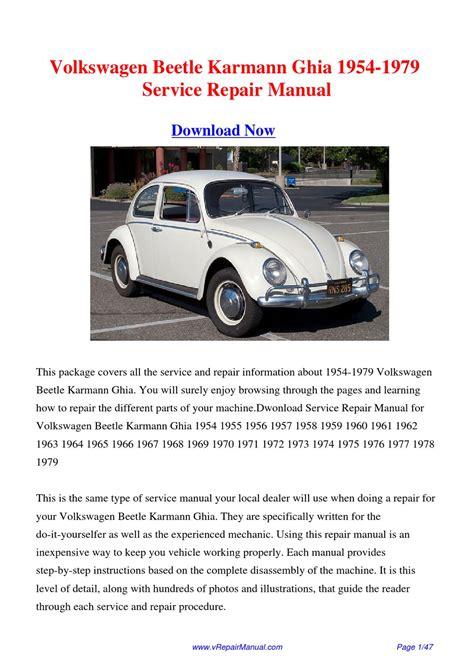 download car manuals pdf free 1967 volkswagen beetle transmission control download 1954 1979 volkswagen beetle karmann ghia factory repair manual by huang kung issuu