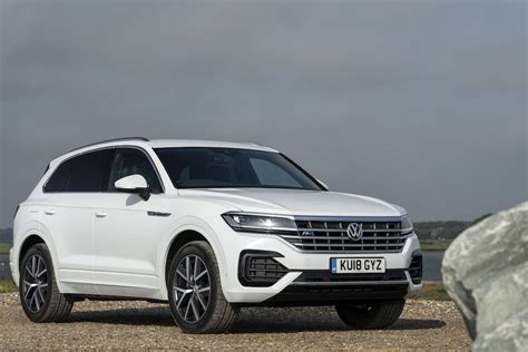 volkswagen touareg review practical motoring