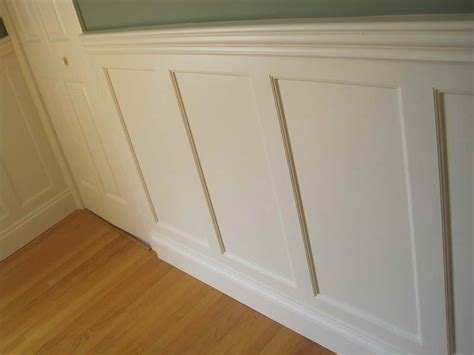 how to repair simple wainscoting panels how to install