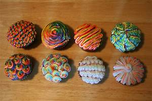 Colorful Swirled Cupcakes - Cupcakes Photo (36380450) - Fanpop