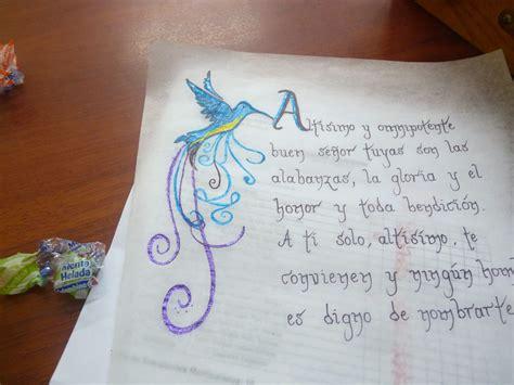 Elige ya el cv que más se adapta a tu perfil. caligrafia, arte y diseño: Electiva de caligrafía ...