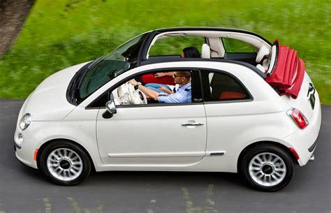 Fiat Cabrio by Fiat 500 Cabrio Convertible