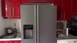 Frigo Gris Pas Cher : samsung frigo americain ~ Dailycaller-alerts.com Idées de Décoration