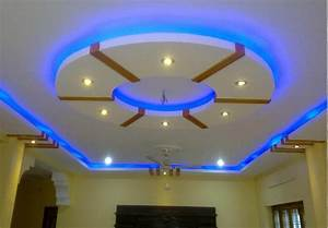 False ceiling designs for rooms with higher