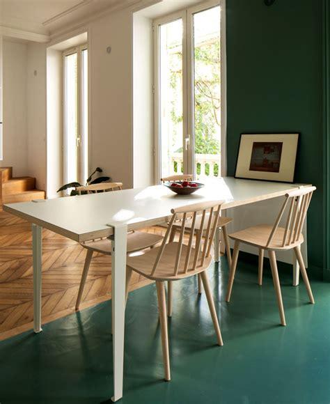Modern Parisian Chic Apartment InteriorZine