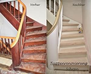 Alte Holztreppe Sanieren : treppenrenovierung holztreppe treppen renovierungen schran ~ Frokenaadalensverden.com Haus und Dekorationen