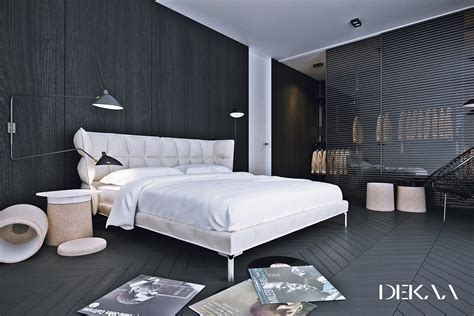 Bedroom Black And White by 40 Beautiful Black White Bedroom Designs