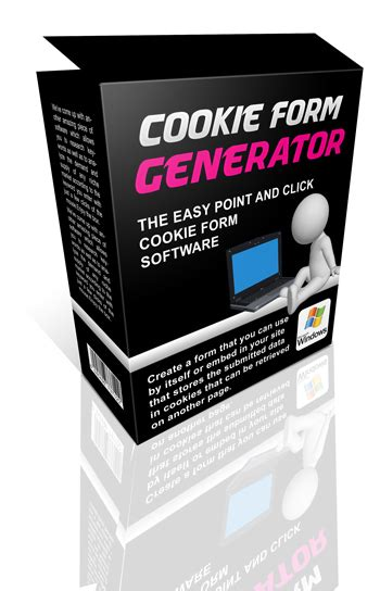 cookie form generator