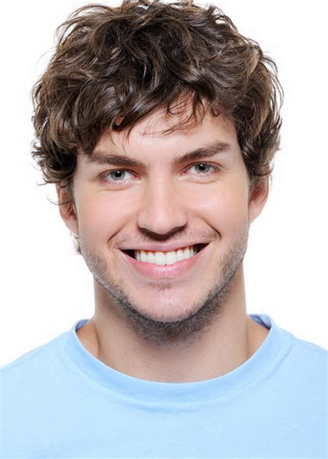 short curly hairstyles  boys