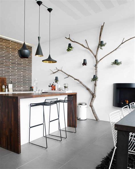 Decorer Un Mur Interieur arbre int 233 rieur mademoiselle d 233 co d 233 co