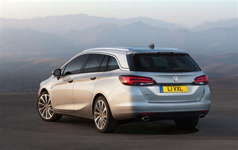 New Vauxhall Astra Estate Revealed Only Motors