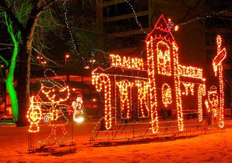 soul amp milwaukee christmas lights ziedler park