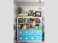 Different Ways To Use & Style Ikea's Versatile Expedit Shelf