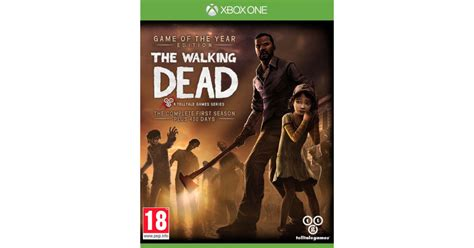 The Walking Dead The Complete First Season Xbox