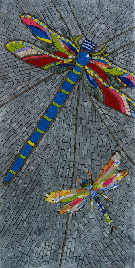 mosaic templates mosaic patterns dragonflies birds and butterflies mozaico