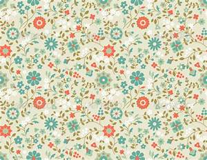 Seamless Floral Pattern. by PtaPta | GraphicRiver