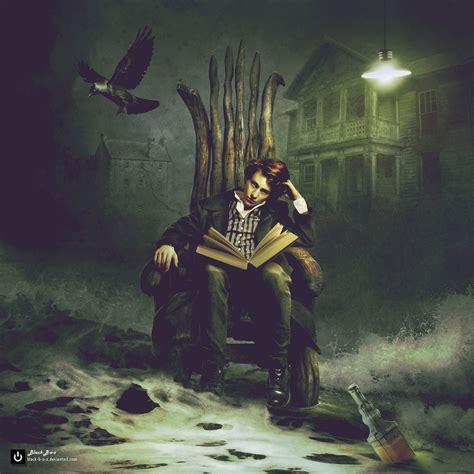 The Raven  Edgar Allan Poe By Blackbox On Deviantart