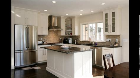 10x10 Kitchen Designs With Island Youtube