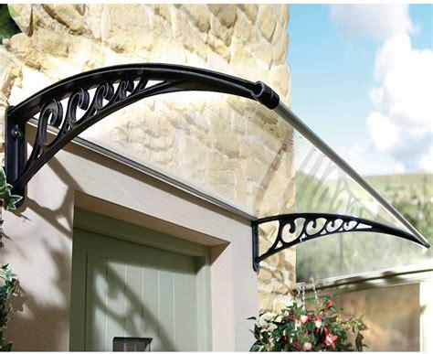 bergman instant fit front door canopy rain cover awning porch sun outdoor shade front door