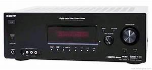 Sony Str-kg800 - Manual - Multi-channel Av Receiver