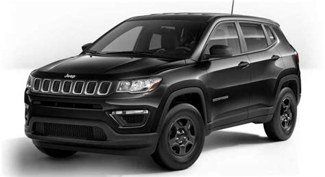 2017 jeep compass latitude black 2017 jeep compass specs info trims pricing forest