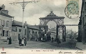 Porte Cartes Postales : reims porte de paris reims cartes postales anciennes sur cparama ~ Teatrodelosmanantiales.com Idées de Décoration