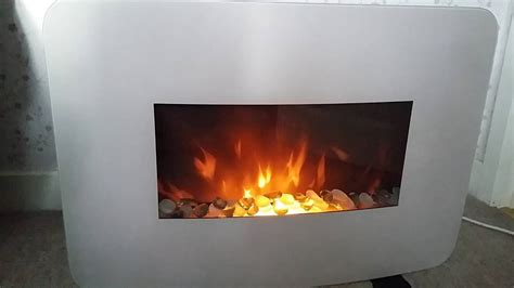Bionaire Bef6400 Electric Fireplace Demo Youtube