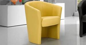Canapé Faible Encombrement : petit fauteuil alba cuir ou microfibre ~ Teatrodelosmanantiales.com Idées de Décoration