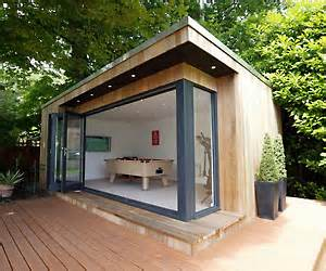 luxury garden sheds luxury garden rooms by studioni