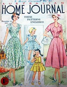 Womens Dresses In The 1950s With New Styles In Thailand ...