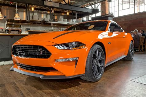 ford mustang ecoboost  high performance pack