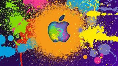 Graffiti Apple Wallpapers Background Cool Backgrounds Paint